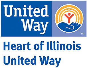 Heart of Illinois United Way Logo